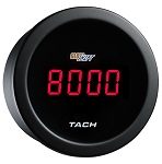 Glow Shift Red Digital Electronic Tachometer Gauge -  WAPGS-RD10