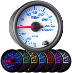 Glow Shift White 7-Color Booat/Vacuum Gauge  -  WAPGS-W701