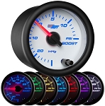 Glow Shift White 7-Color Booat/Vacuum Gauge  -  WAPGS-W701_15