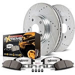 BAP-K1855-36 Front & Rear Truck And Tow (Z36) Brake Kit