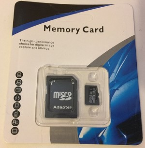 BAP-16GB Memory Card